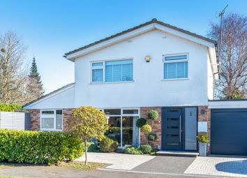Carlton Road, Caversham Heights, Reading RG4. 3 bed detached house for sale