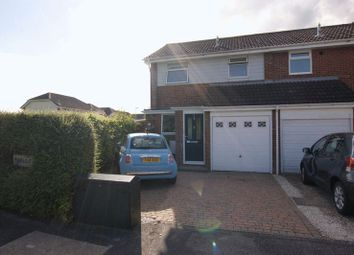 Thumbnail 2 bed end terrace house for sale in Marlow Close, Fareham
