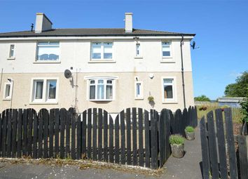Thumbnail 2 bed flat for sale in Thorndene Avenue, Carfin, Motherwell