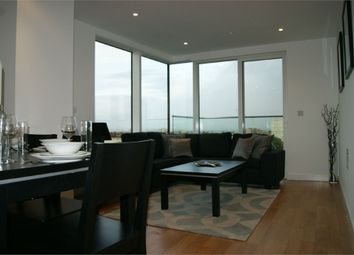 Thumbnail 2 bed flat for sale in Residence Tower, Woodberry Grove, London