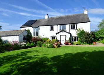 Thumbnail 5 bed detached house for sale in Beckside Farm, Little Urswick, Ulverston, Cumbria