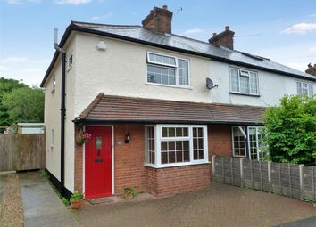 Thumbnail 3 bed end terrace house for sale in Glebe Road, Chalfont St Peter, Gerrards Cross, Buckinghamshire