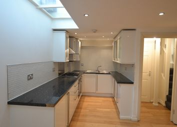 Thumbnail 3 bedroom terraced house to rent in Gosset Street, Bethnal Green