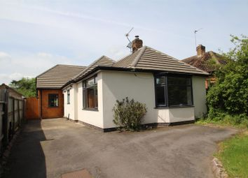 Thumbnail 4 bed bungalow for sale in Howe Lane, Rothley, Leicester