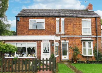 Thumbnail 3 bed semi-detached house for sale in Station Road, Hubberts Bridge, Boston, Lincolnshire
