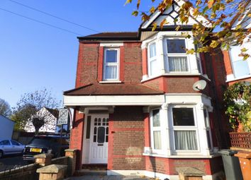 Thumbnail 3 bed end terrace house to rent in Drury Road, West Harrow