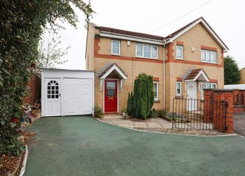Thumbnail 3 bedroom semi-detached house for sale in Fretson Close, Sheffield