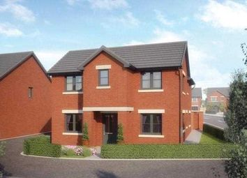 Thumbnail 4 bed detached house for sale in The Whiteford, Oaktree Grange, Clayton Le Woods, Leyland