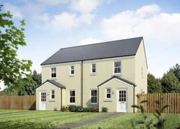 "Thumbnail 3 bed end terrace house for sale in ""The Annan 2 Mid Terrace"" at Stable Gardens, Galashiels"