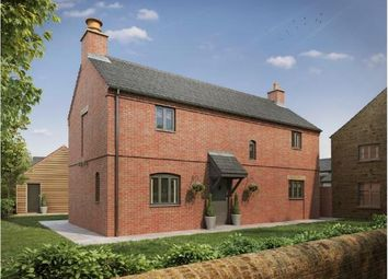 Thumbnail 4 bed detached house for sale in Rose And Crown, Main Street, Tilton On The Hill, Leicestershire