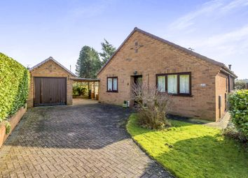 Thumbnail 3 bed detached bungalow for sale in Windmill Close, Uttoxeter