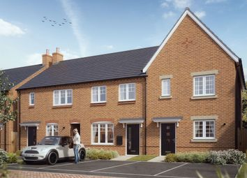 Thumbnail 3 bed town house for sale in Midland Road, Swadlincote