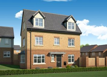 "Thumbnail 4 bed property for sale in ""The Overton At The Woodlands"" at Newbury Road, Skelmersdale"