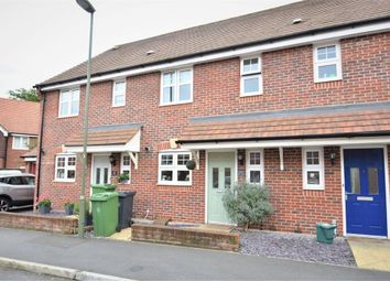 Thumbnail 2 bed terraced house for sale in Waterers Way, Bagshot, Surrey