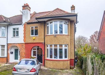 Thumbnail 4 bedroom semi-detached house for sale in Torrington Park, North Finchley, London