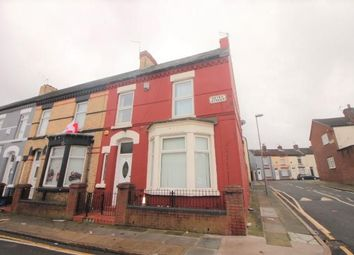 Thumbnail 4 bed end terrace house for sale in Heyes Street, Everton, Liverpool