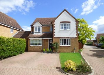 Thumbnail 4 bed detached house for sale in Marston, Beds