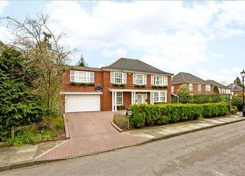 Thumbnail 5 bed detached house for sale in Dickens Close, Richmond