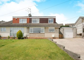 Thumbnail 3 bedroom semi-detached house for sale in Downside, Portishead, Bristol