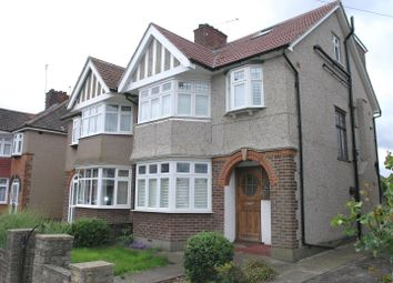 Thumbnail 4 bed semi-detached house for sale in Constance Road, Whitton, Twickenham