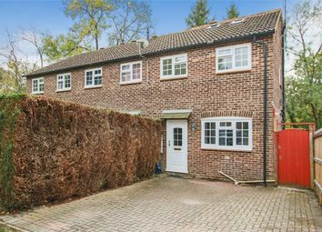 Thumbnail 3 bed end terrace house for sale in Sycamore Drive, East Grinstead, West Sussex