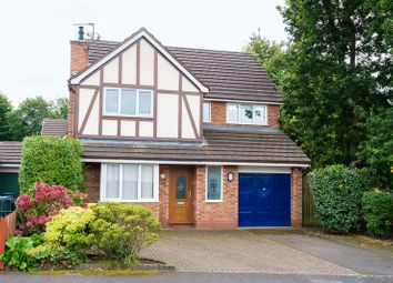 Thumbnail 5 bed detached house to rent in Hall Brow Close, Ormskirk