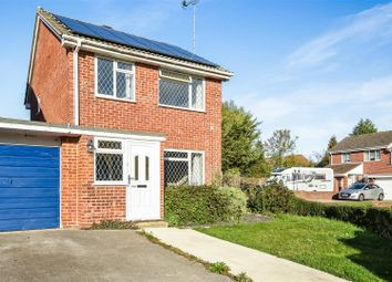 Thumbnail 3 bed link-detached house for sale in Ambleside, Botley, Southampton