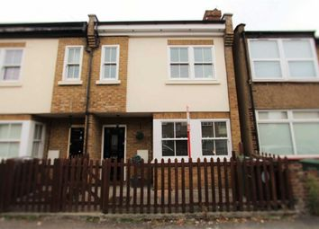 Thumbnail 3 bedroom end terrace house for sale in Stanley Road, North Chingford, London