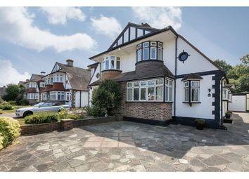 Thumbnail 3 bed semi-detached house for sale in Bushey Road, Croydon