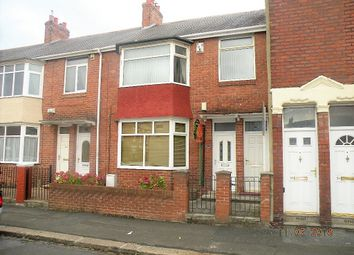 Thumbnail 2 bed flat to rent in Coronation Street, Wallsend
