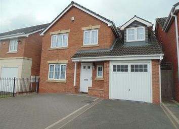 Thumbnail 5 bedroom detached house for sale in Dovedale Road, Erdington, Birmingham