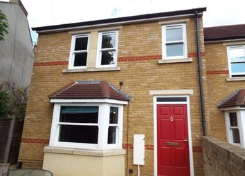 Thumbnail 3 bed end terrace house to rent in Nelson Road, Gillingham