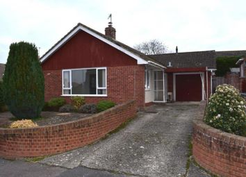 Thumbnail 2 bed detached bungalow for sale in Macklin Close, Hungerford