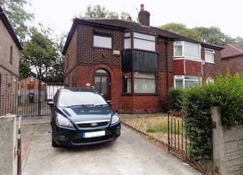 Thumbnail 3 bed semi-detached house for sale in Chapman Street, Gorton, Manchester