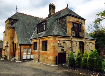 Thumbnail 1 bedroom property for sale in Shawhill Road, Glasgow