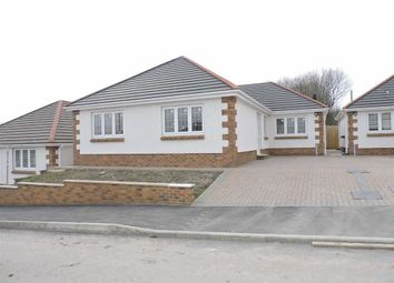 Thumbnail 3 bed detached bungalow for sale in Clos Nant-Y-Ci, Saron, Ammanford