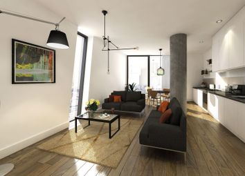 Thumbnail 2 bed flat for sale in Albion Street, Manchester