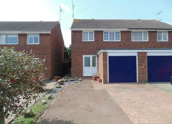 Thumbnail 3 bed semi-detached house for sale in Wear Road, Worthing, West Sussex