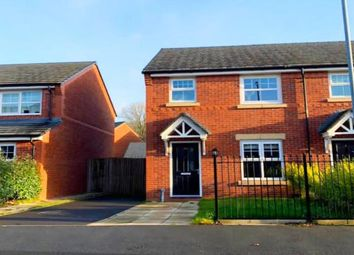 Thumbnail 3 bed detached house to rent in Goat Willow Road, Manchester