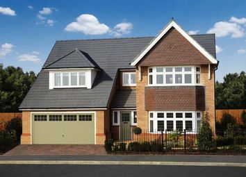 Thumbnail 5 bed detached house for sale in Carey Fields, Moulton, Northampton