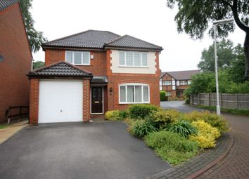 Thumbnail 4 bed detached house to rent in Woodlea Drive, Meanwood, Leeds