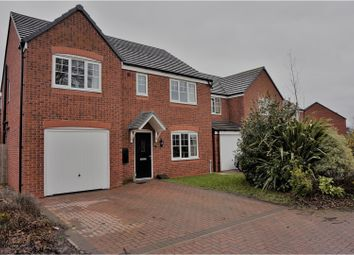 Thumbnail 5 bed detached house to rent in Cottonwood Close, Preston