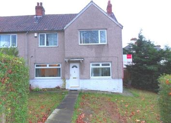 Thumbnail 3 bed semi-detached house for sale in 82 Eden Road, Middlesbrough, Cleveland