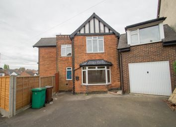Thumbnail 4 bed detached house for sale in Parkdale Road, Bakersfield, Nottingham