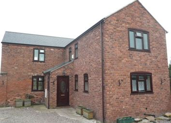 Thumbnail 3 bed detached house to rent in Shrewsbury Road, Hadnall, Shropshire