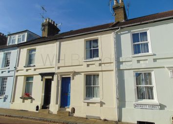 Thumbnail 2 bed terraced house for sale in Beckett Street, Faversham