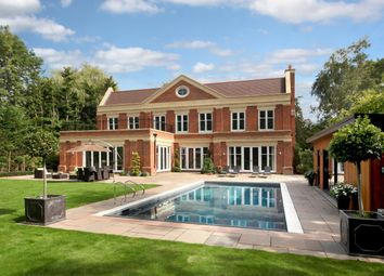 Thumbnail 6 bed detached house to rent in Princes Drive, Oxshott