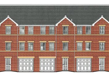 Thumbnail 4 bed end terrace house for sale in Plot A Brand New Development, Former Kimberworth Hall, 266 Kimberworth Road, Rotherham, South Yorkshire