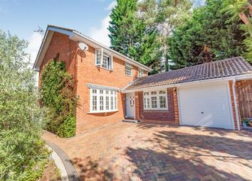 Church Crookham, Fleet, Hampshire GU51. 4 bed detached house