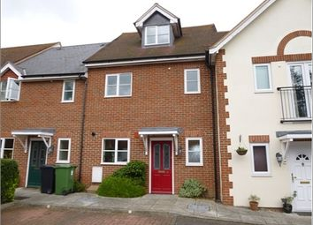 Thumbnail 3 bed town house to rent in Ladygrove Court, Abingdon